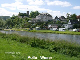 Polle - Weser